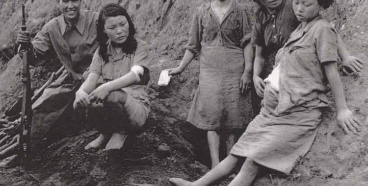 Korean Comfort Women